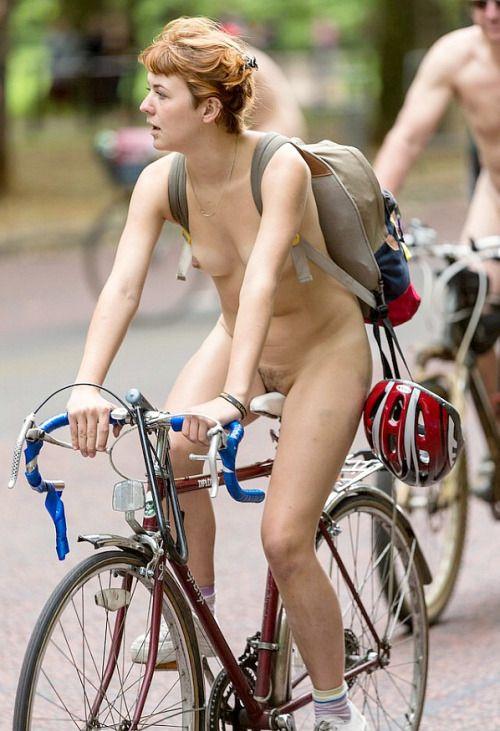 Free vidio leisurely bike naked poren