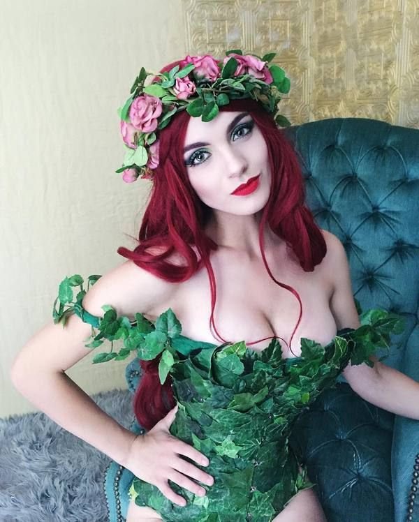 For poison pleasure dressing ivy