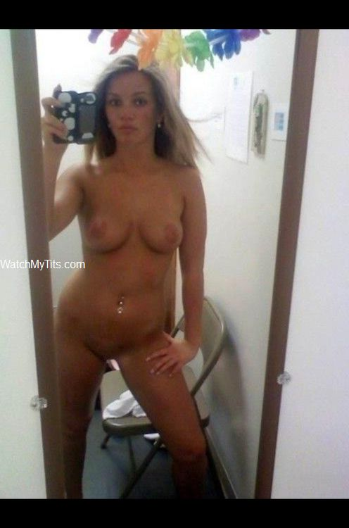 Amateur self shot big boobs