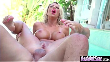Black anal courtney taylor