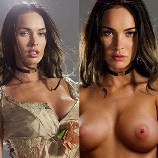 The fappening nude megan fox