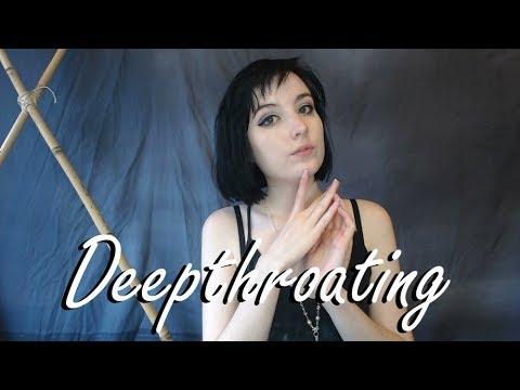 Training women to deepthroat
