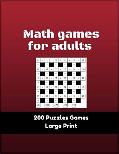 Math games for adults online