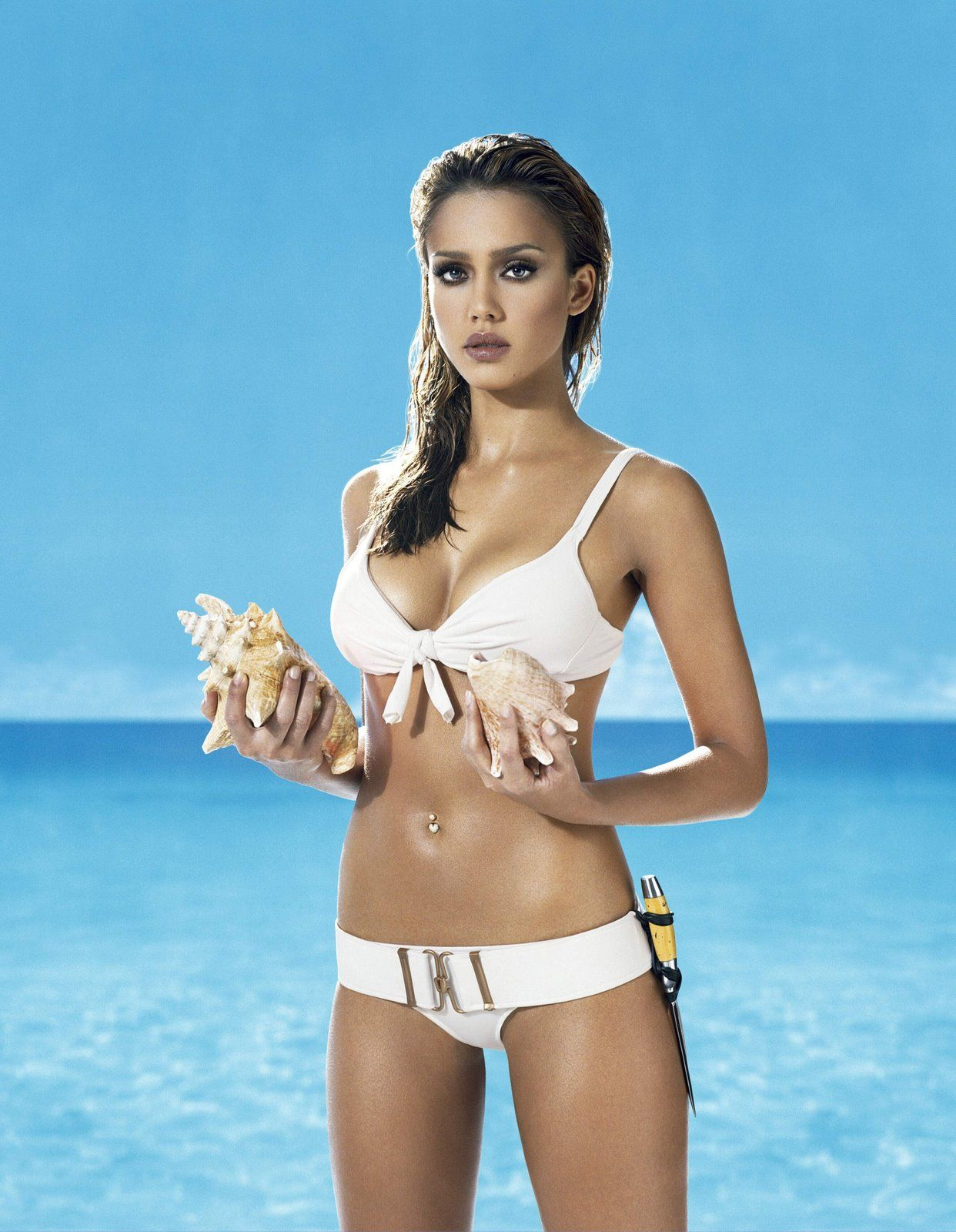 Odel jessica alba no bikini