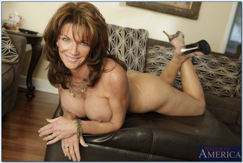 Seduced by cougar deauxma