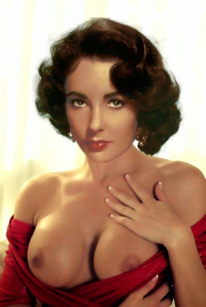 Elizabeth taylor nude sex