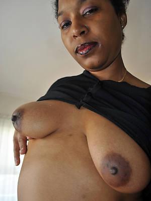 Bbw ebony granny naked