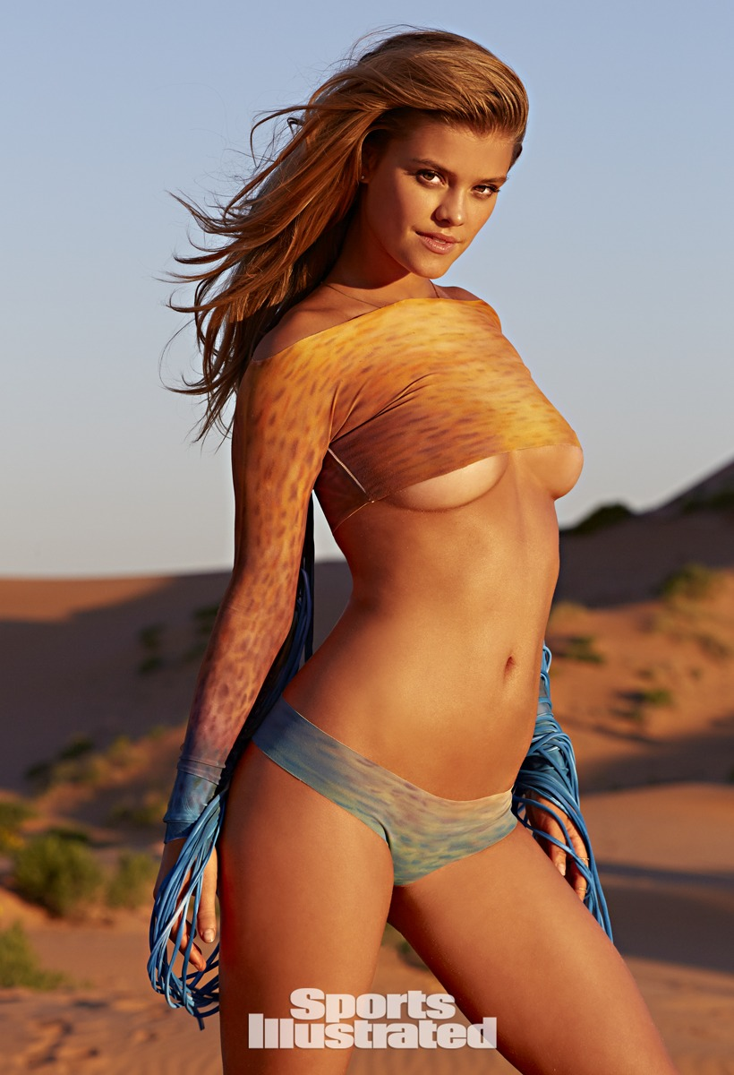 Sports illustrated swimsuit models nude