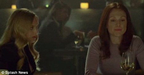 Amanda seyfried lesbian scene