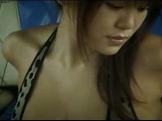 Yoko matsugane upskirt pussy