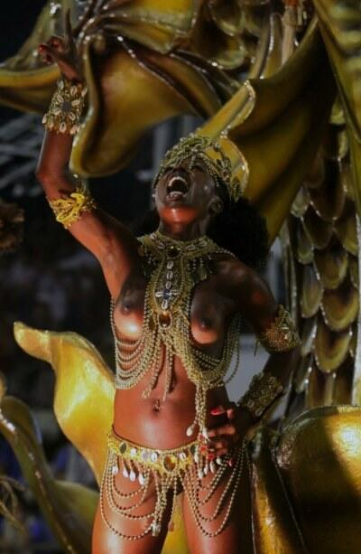 Rio carnival pussy nudes