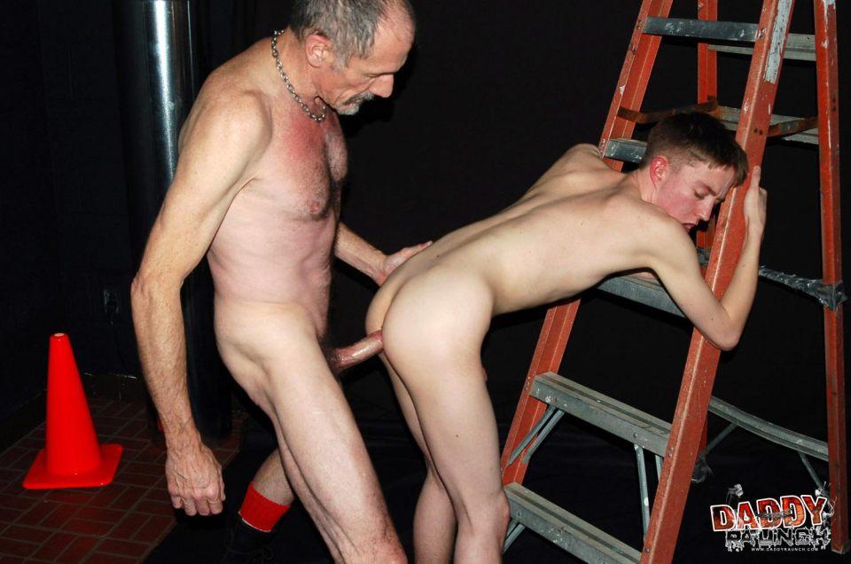 Daddy fucking boy porn