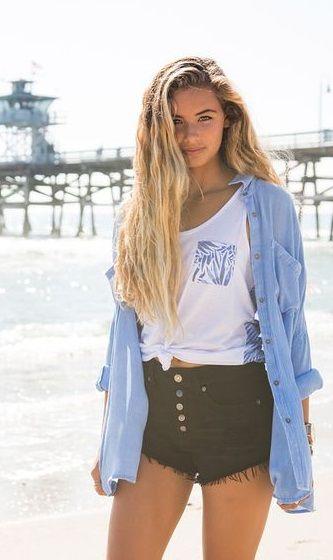 Trendy styles for teen girls