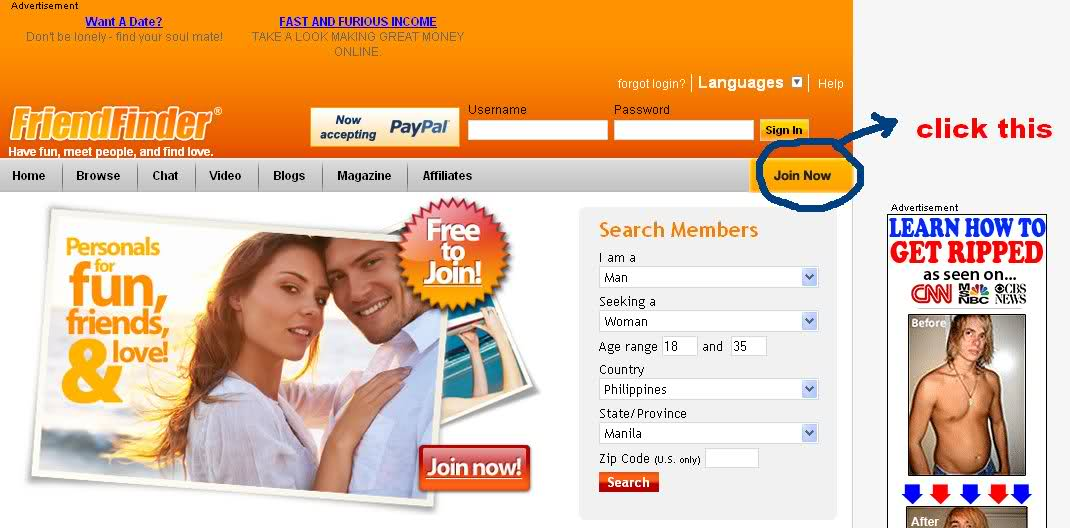 Adult coupon finder friend