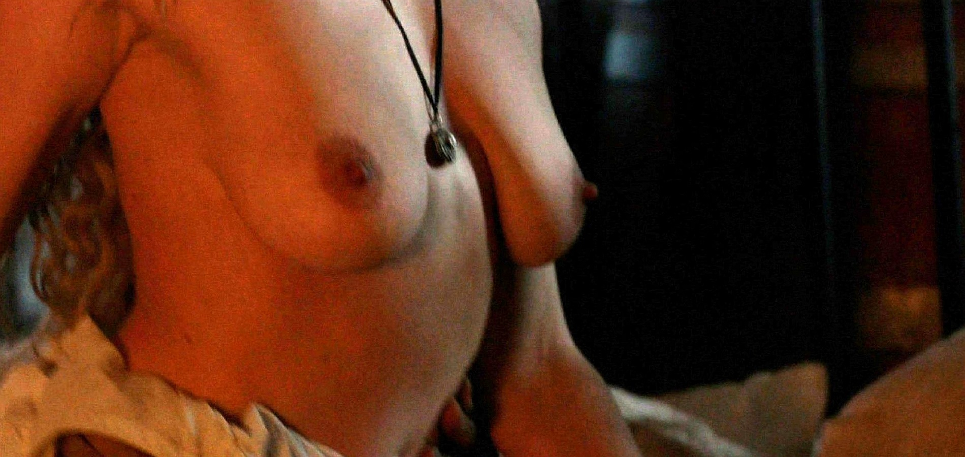 Rebecca ferguson nude scene mission impossible