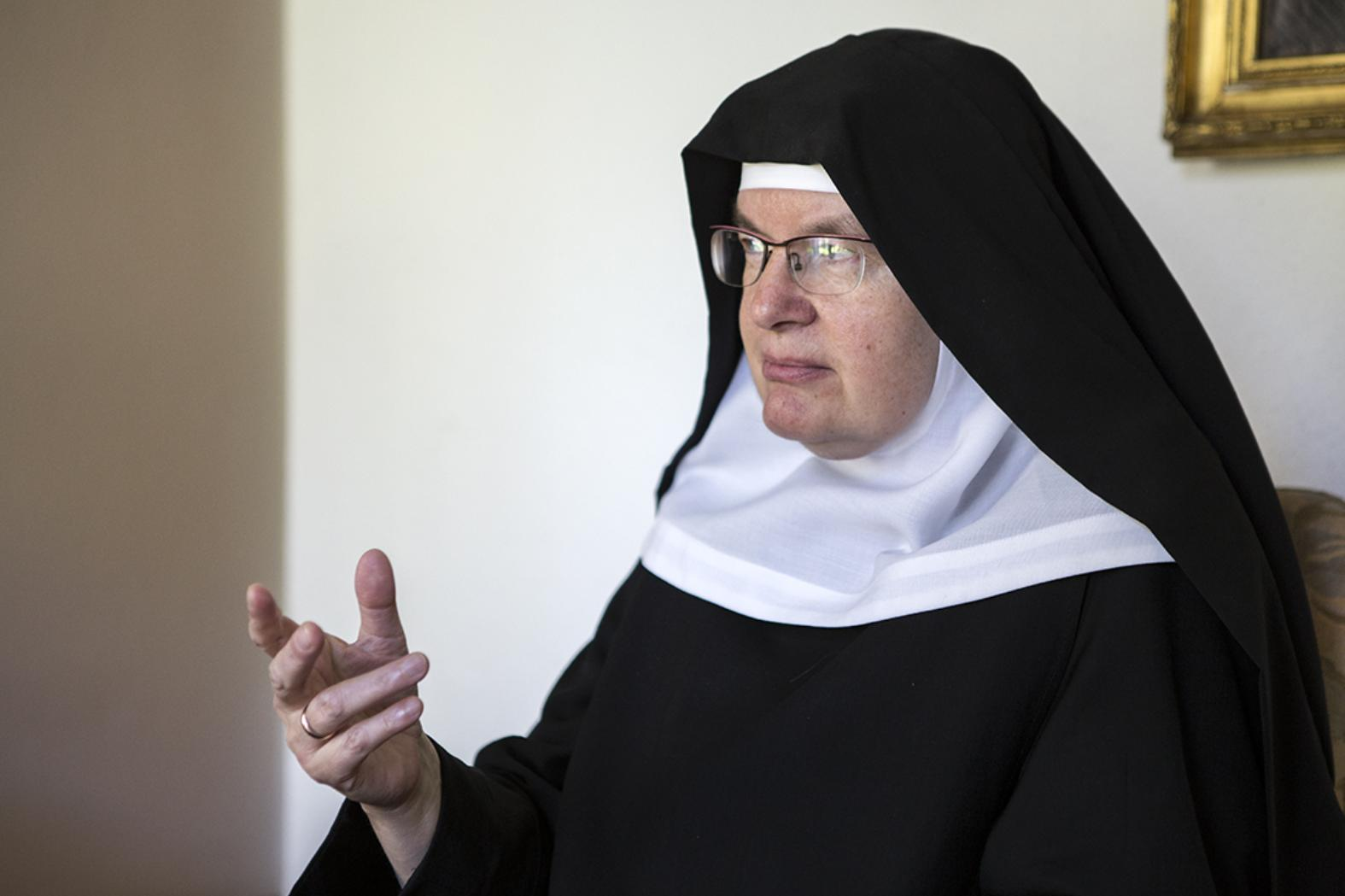 How to fuck a nun