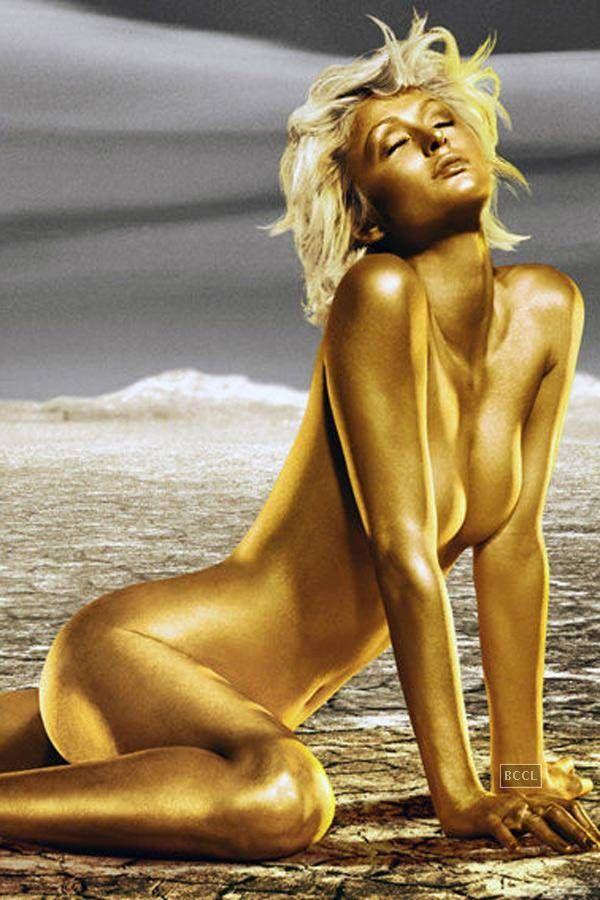 Nude girl from ipanema
