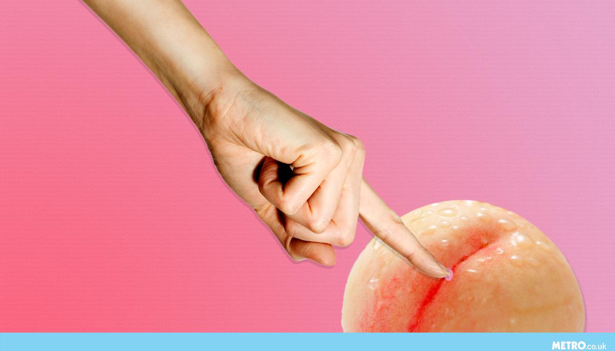 Sex questions anus finger