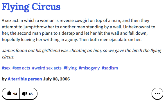 Funny acts of sex