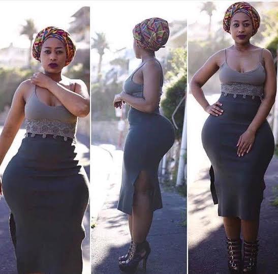 Big booty girls africa