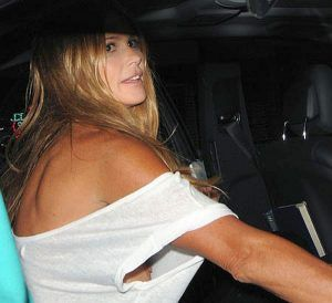 Emilie de ravin leaked