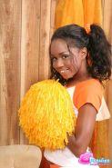 Naked black girls kiss promise cheerleader