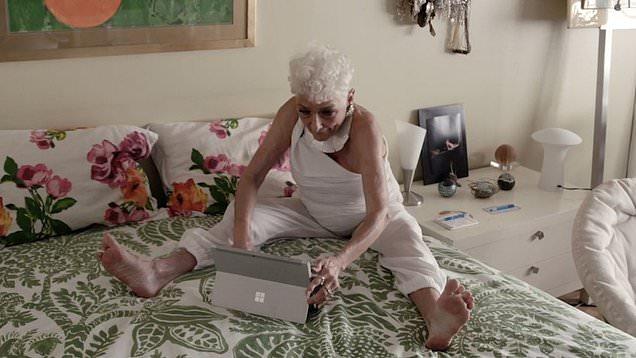 Fuck oldest rose granny