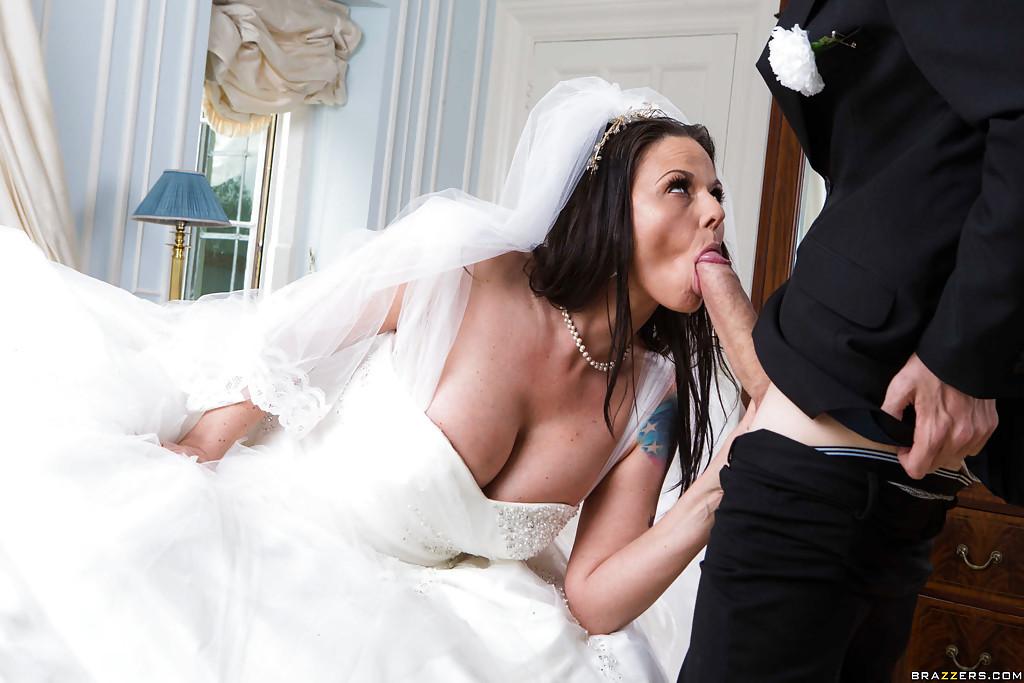 Weddking dress fucked pichunter