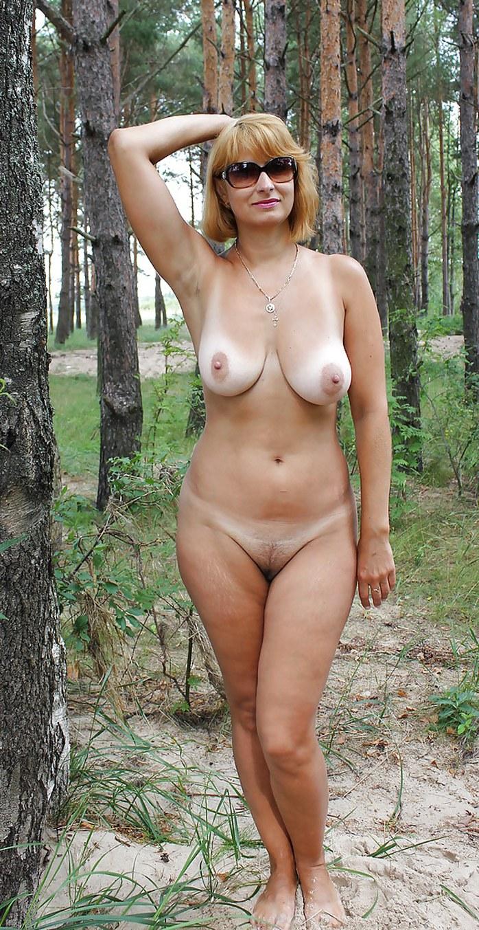 Mature amateur big naturals photos