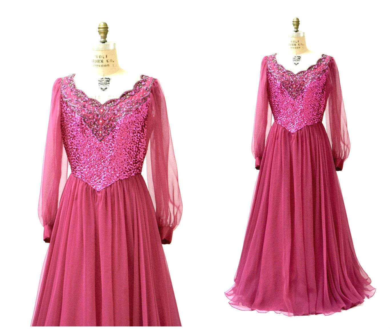 Vintage xl prom dresses