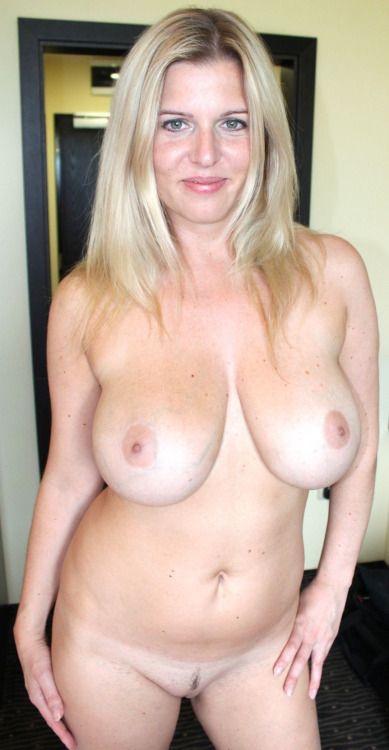 Pinterest naked blonde milf