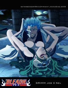 Bleach nel hentai manga