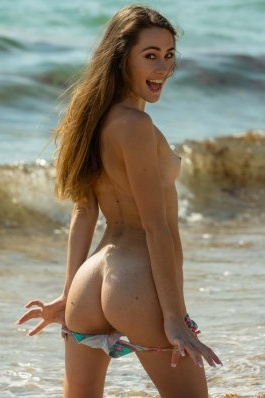 Elegant classy nude girls