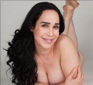 Naked women over 60 years open vagina