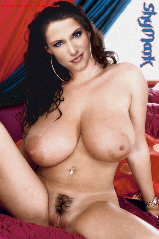 Stephanie mcmahon naked photo