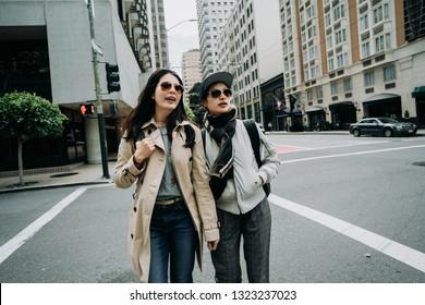 Street meet free asian