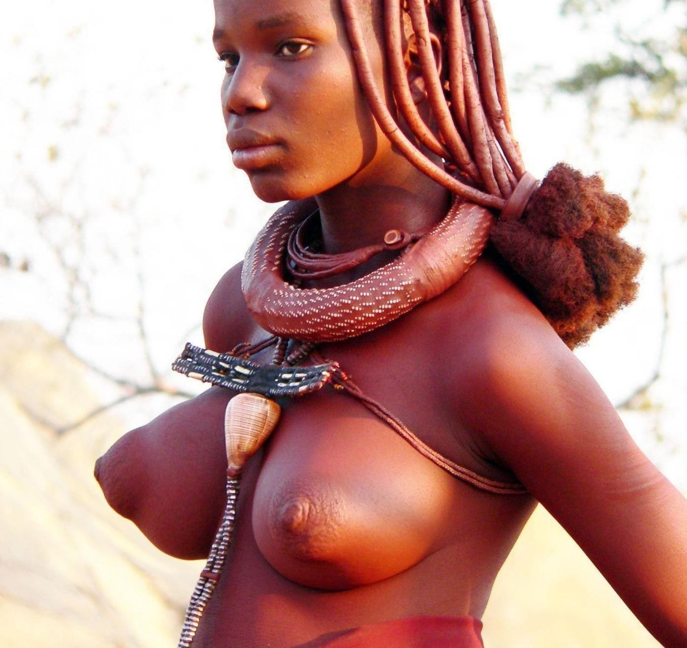 Naked african tribal women