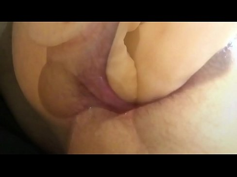 Wide open ass hole