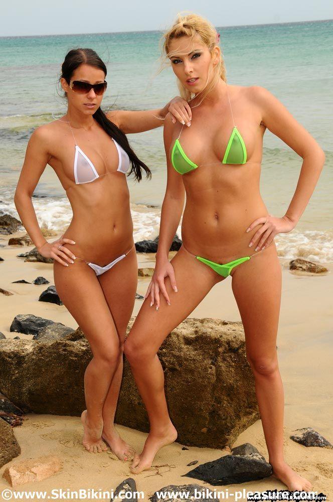 Micro bikini contributors sexy