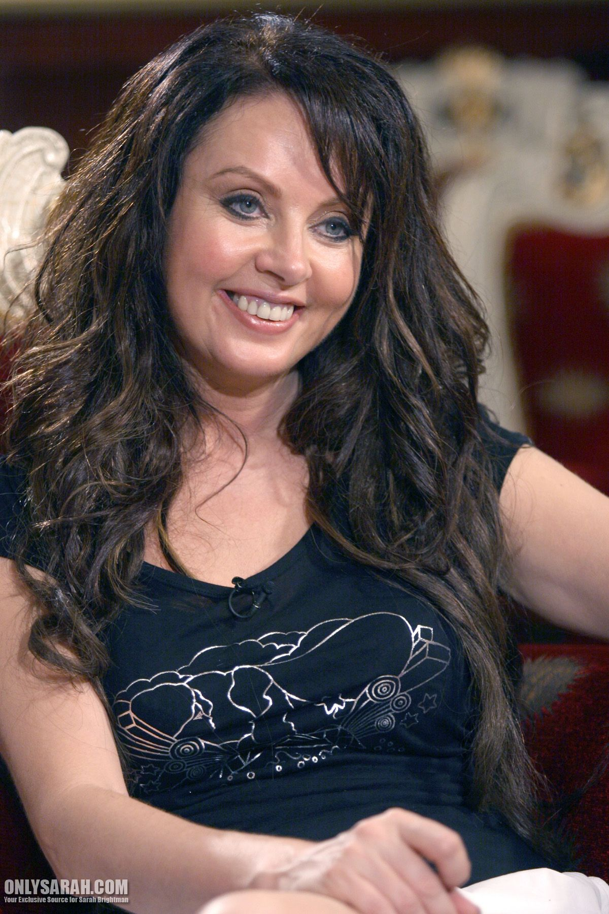 Sarah brightman naked pussy