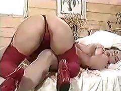 Big tits hairy pussy lesbians