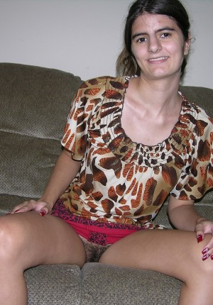 Very ugly teen nude