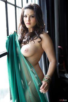 Sunny leone saree porn