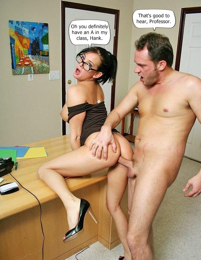 Teaching sex porn caption