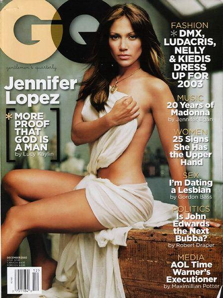Jennifer aniston gq nude