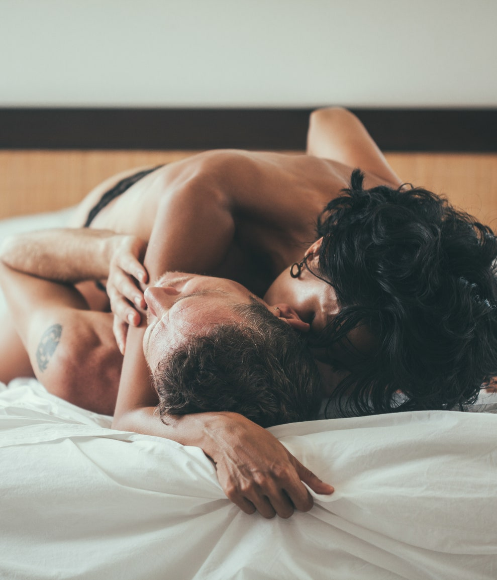 Naked sex styles for married couples