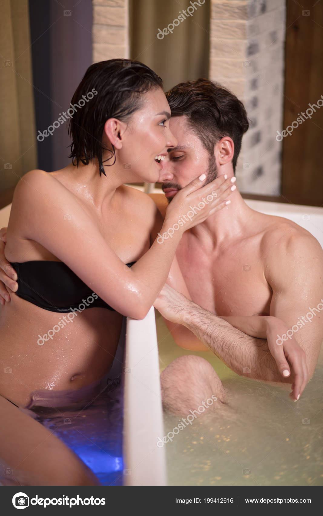 Homme et sexe femme