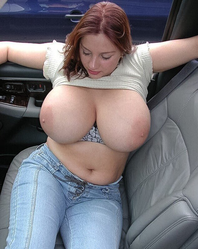 Big woman big tits big boobs naked