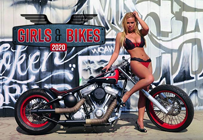 Chopper motorcycle models girls