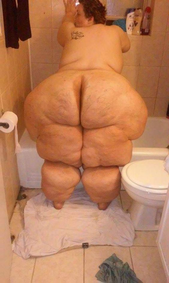 Big ssbbw pear ass